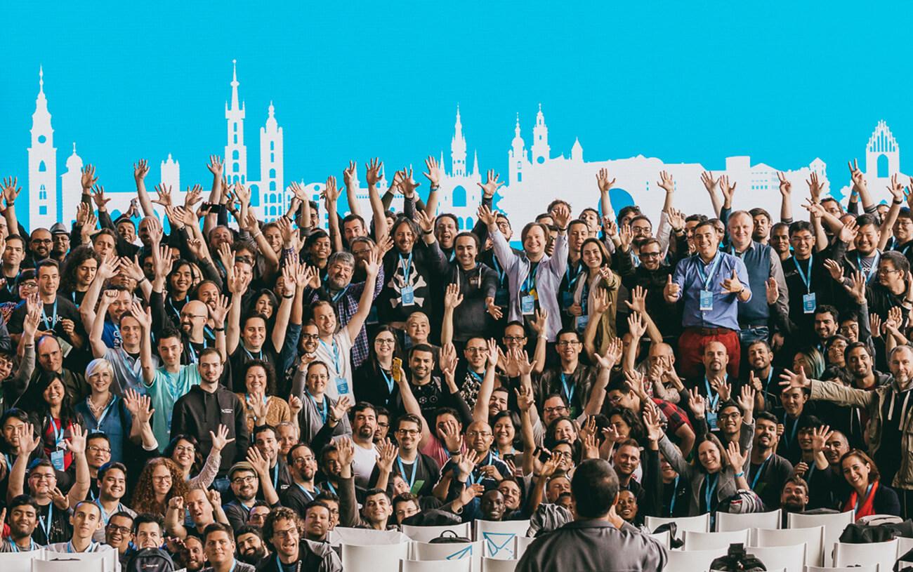 Google Developer Expert Summit + Developer Days Europe, Cracovia, Polonia.